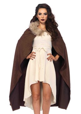 LA2160, Warrior Cape