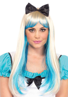 A2771, Alice Two-Tone Wig