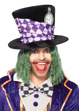 LAA2777, Oversized Mad Hatter Hat