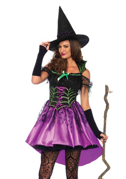 LA85606, Spider Witch