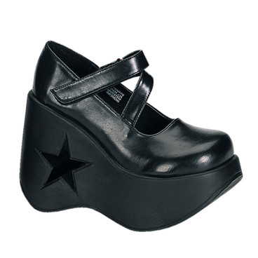 Star Shoes Platform Mary jane Demonia Dynamite-03