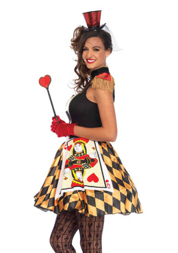 LA86638, Queen's Card Guard