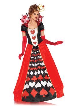 LA85593, Deluxe Queen Of Hearts