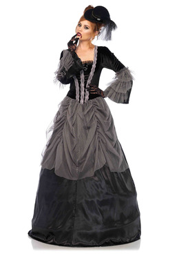 Victorian Ball Gown (LA-85635)
