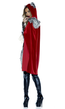 FP-556518, Red Haute Costume