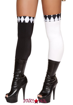 ST4673, Wicked Jester Stockings