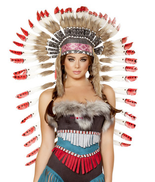 H4727, Native American Headdress