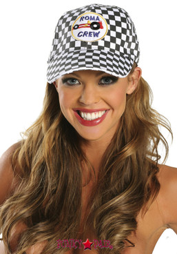 H100, Racing Checkered Hat