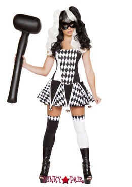 Roma Costume R-4673, Wicked Jester
