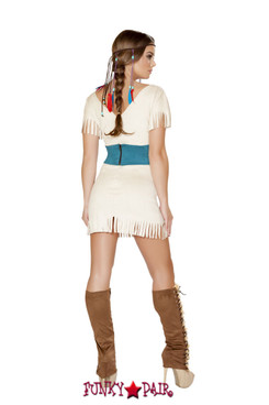 R-4708, Tribal Babe