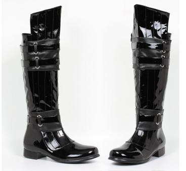 125 Fresco, Men Boots with Button Accent