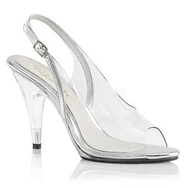 Caress-450, 4 Inch Slingback Sandal