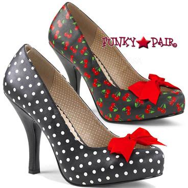 Pink Label | Pinup-05 Women Pumps Plus Size 9-16