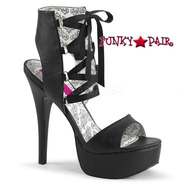 Pink Label | Teeze-49W Womens Wide Width Sandal Plus Size 9-16