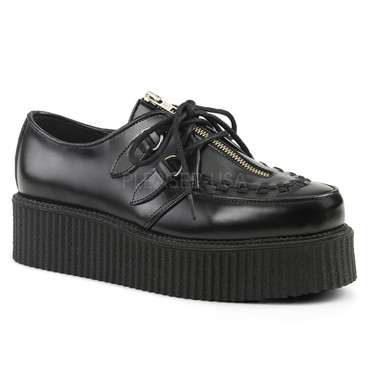 Creeper-440, 2 Inch Creeper with Metal Zipper