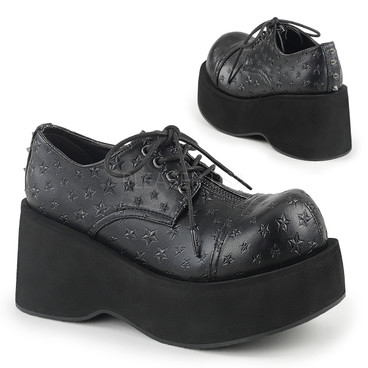 Dank-111, 3.25 Platform Lace up Oxford