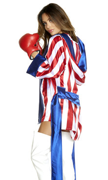 FP-557764, Get 'Em Champ! Sexy Boxer Costume