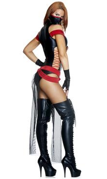 FP-557779, Sexy Ninja Costume