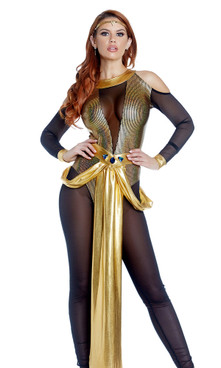 FP--557979, Top of the Pyramid, Sexy Cleopatra Costume
