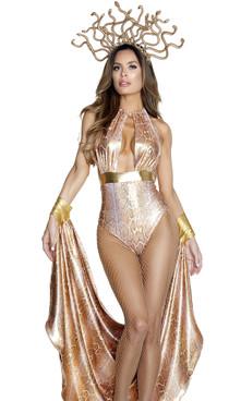 FP--557760, Slither Sexy Medusa Costume