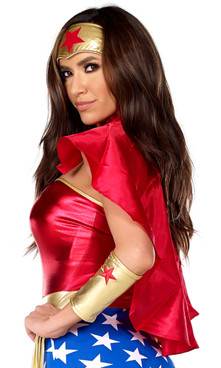 FP--995524, Red Superhero Cape