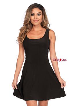 3765, Basic Skater Dress