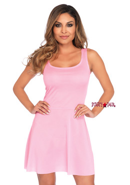 LA-3765, Basic Skater Dress