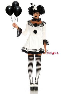 86658, Pierrot Clown