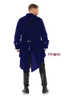 LA-86687, Velvet Coat Costume