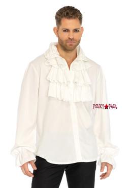 86688, Ruffle Front Shirt