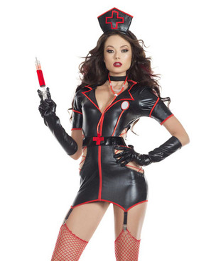 S7026, STITCHED UP NURSE by Starline Costume