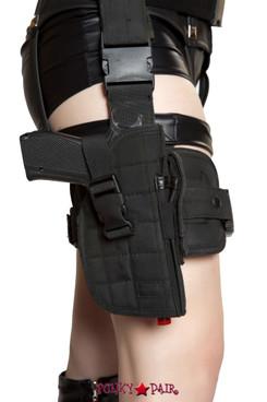 R-G4333, Gun Leg Holster with Belt