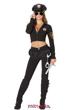 R-4501, Seductive Cop Costume
