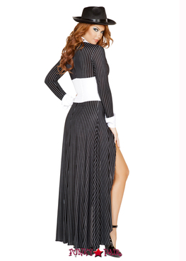 R-4684, Mafia Mama Costume