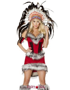 R-4705, Native American Babe