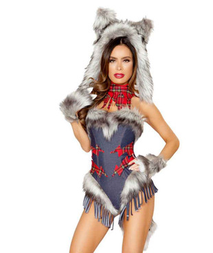 Roma Costume | R-4805, Big Bad Wolf