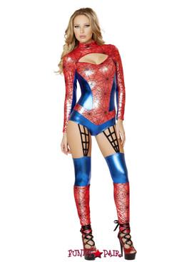 R-4489, Web Crawler Costume