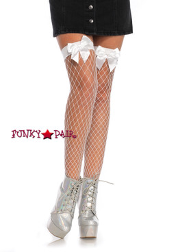 LA9078, Fence Net Stocking with Bow
