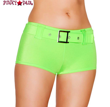 Rave Shorts | Roma R-SH101 color Lime