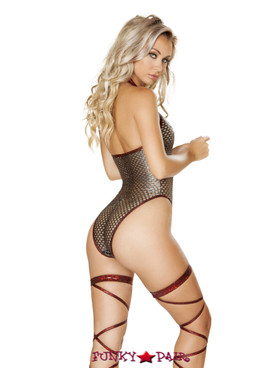 R-3583, Fishnet Bodysuit
