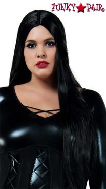 Starline Costume | W8028, Cara Mia Black Wig