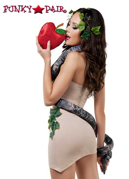 Starline Costume | S8034, Creationalry Woman Back View