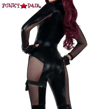 Starline Costume | S8018, Avenging Assassin Back View