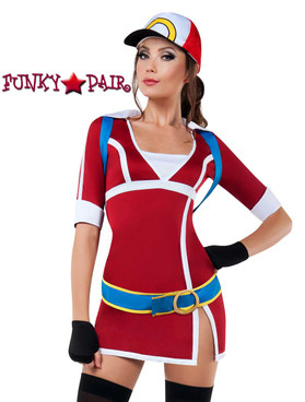 Starline Costume | S8016, Beast Trainer Front View