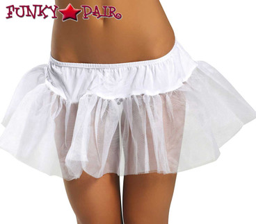 White Petticoat Costume Accessories Roma | R-1290