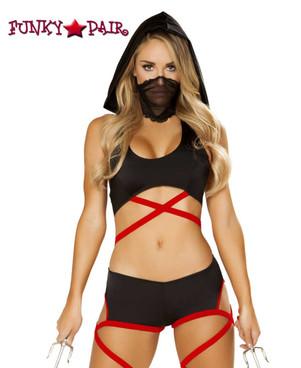 Raver Ninja Romper Costume Roma | R-4846