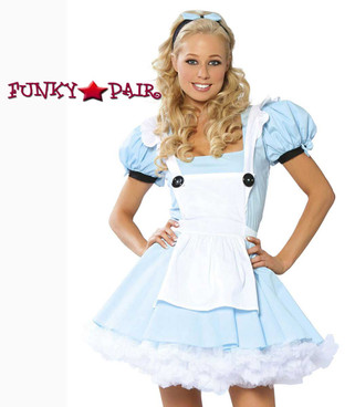 Women's Alice Roma Costume | R-1459