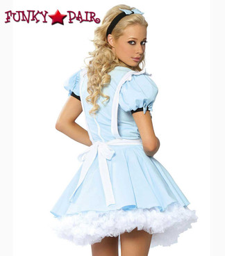 Women's Alice Roma Costume | R-1459 back view