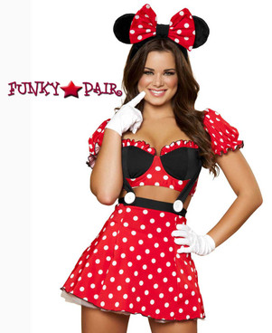 Roma Costume   R-4414, Mousey Mistress