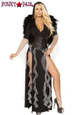 Midnight Angel Romper Roma Costume | R-4867